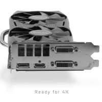 GALAX nVidia Geforce GTX 1060 EXOC (EXTREME OVERCLOCK) 6GB DDR5