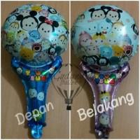 Balon Pentung Tsum Tsum / Balon Souvenier / Balon Ulang Tahun