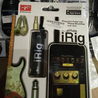iRig untuk Efek gitar di iPhone dan Smartphone Android ,,,