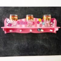 Gantungan Baju/ Kapstok Hello Kitty