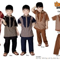 Koko Anak Raqa by Thaluna Kids