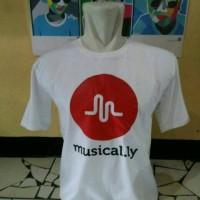 kaos/baju/oblong/tshirt MUSICAL IY