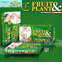 FRUIT&PLANT- PELANGSING BADAN HERBAL SLIMMING CAPSULE