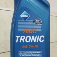Oli Asli Original Aral High Tronic SAE 5W-40 API SN/CF ACEA C3 1L