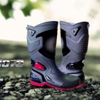 APBoots Moto3 / AP Boots Moto 3 / Sepatu Bikers Diskon