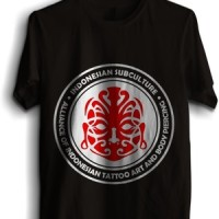 T-Shirt Indonesia Subculture