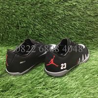 Sepatu Futsal Nike Hypervenom II Phantom NJR Jordan Black IC