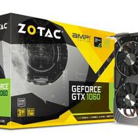 Zotac GeForce GTX 1060 3GB DDR5 AMP Edition
