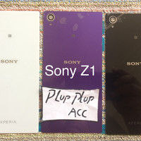 Backdoor Tutup Baterai Sony Xperia Z1 experia