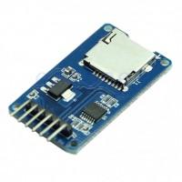 MICRO SD CARD READER Module for Arduino / ARM / Atmel Read and Write