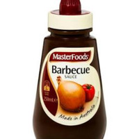 Masterfoods Barbecue Sauce BBQ Barbeque Saus Squeezy Bottle Australia