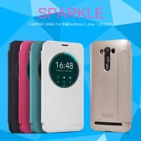 Nillkin Flip Case (Sparkle Leather Case) -Asus Zenfone 2 Laser ZE550KL