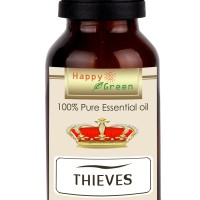 Happy Green Original Thieves Essential Oil 10 ml - Minyak u/ imunitas