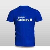 Kaos Baju Pakaian GADGET HANDPHONE SAMSUNG GALAXY A FONT murah