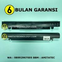 Baterai Laptop REPLACEMENT Asus A41-X550A A450C A450L A450V A550C