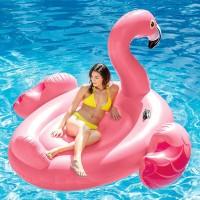 Intex Mega Float Flamingo Island. Ban Pelampung Renang Dewasa