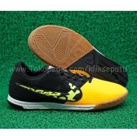 Sepatu Futsal / Sepatu Futsal Nike Elastico ORANGE Hitam KW super