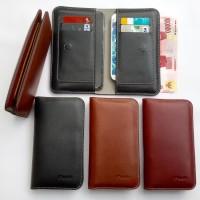 Samsung galaxy S6/S6 edge Flip Pu Leather Wallet Case 100 % KULIT SAPI