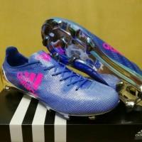 Sepatu Bola Adidas Adizero F50 99 Gram Blue Pink - FG