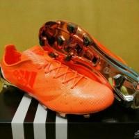 Sepatu Bola Adidas Adizero F50 99 Gram Orange Chrome - FG