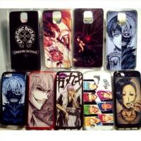 Custom Case Anime Bleach (HP Samsung, iPhone, Oppo, Xiaomi, dll)