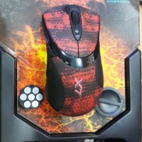 Mouse Game A4Tech F7 X7 v-track macro memory on-board gaming original