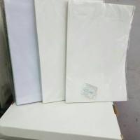 BAHAN ID CARD / PVC KERTAS ID CARD 1 PAK ISI 50 PC UKURAN A4