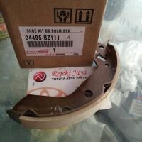 Brake Shoe / Kampas Rem Belakang Agya Ayla