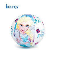 Intex Beach Ball Frozen. Bola Mainan Anak Di Pantai/Kolam Renang