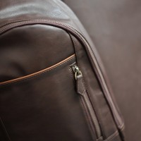 Premium Sling Bag Darkbrown | Vape Bag |Tas Vapor | Tas Vape | Bova Ba