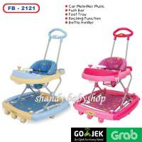 GOJEK/GRAB - BABY WALKER FAMILY 2121