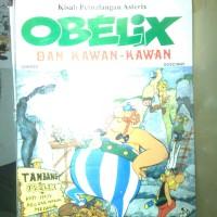 asterix obelik dan kawan-kawan