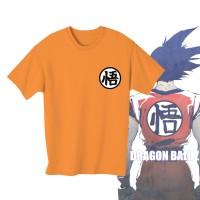Kaos Anak Lucu (Kids T-Shirt) Dragon Ball Son Goku