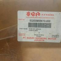 Brake Shoe / Kampas Rem Blk Ertiga 53200M55K10 Asli SGP  16231