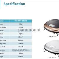 New Arrival Best Seller Robot Vacuum Cleaner Garansi Resmi IClebo Omeg