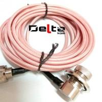Kabel Antena Rig Mobil Teflon RG58