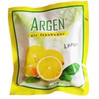 Argen Lemon 02 - Pewangi / Pengharum mobil, ruangan, toilet, lemari
