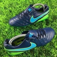 Sepatu Bola Nike Tiempo Legend VI FG - Coastel Blue