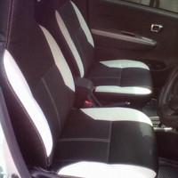 Sarung jok mobil Daihatsu Ayla bahan Oscar Murah