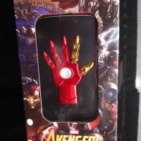 Powerbank Marvel Avenger Ironman hand / palm Slim 12000 MAH