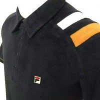 Polo Shirt/ Kaos kerah pria/ Fila