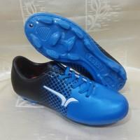 sepatu bola junior calci anarchy warna biru hitam ORIGINAL