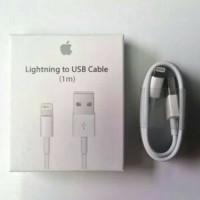 Kabel Data Lighting Apple iPhone 5/6 Original USB Cable Ipad Mini