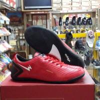Sepatu Futsal EAGLE | Oscar | Red-Black