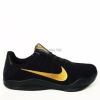 301 Sepatu Cowok Basket Nike Kobe XI Import Vietnam