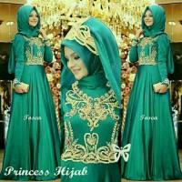 Baju Busana Muslim Wanita Gamis Maxi CGD Princess Tosca
