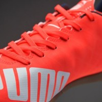 Sepatu Futsal Puma Evospeed 5.4 IT Crimson White Original Murah
