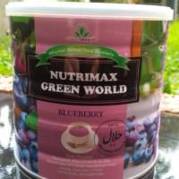NUTRIMAX GREEN WORLD/ SUPER NUTRITION