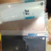 Backdor / Tutup Batre Sony Xperia Z3 Original
