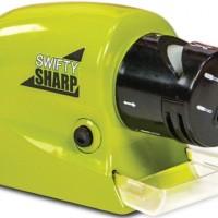 Swift Sharp Cordless - Pengasah Pisau Otomatis   Asahan